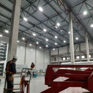 Монтаж и реконструкция освещения помещений